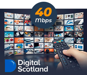 50Mbps Packages Suitable for Homes and Small Businesses