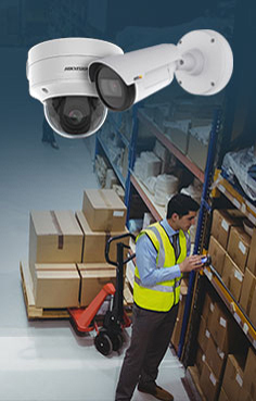 Business CCTV systems for North-East Scotland